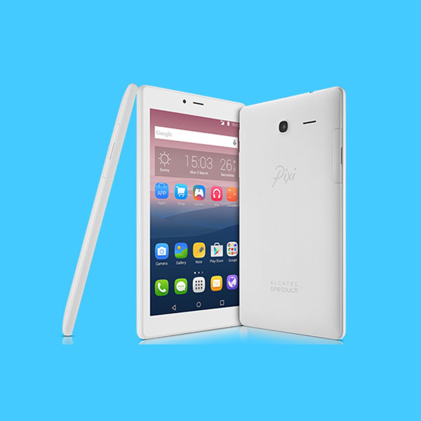 Alcatel OneTouch Pixi 4, la tablet que buscabas