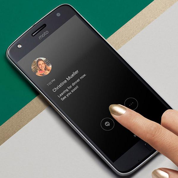 Lenovo Moto Z Play, posibilidades ilimitadas