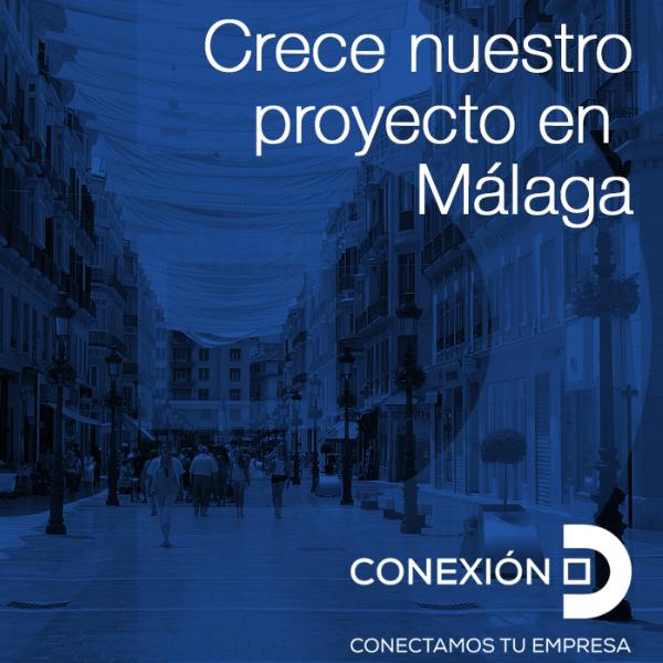 Buscamos personas para expandir nuestro proyecto en Málaga