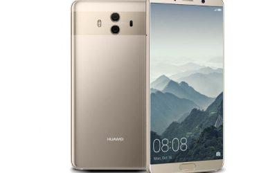 Huawei Mate 10, la inteligencia artificial ha llegado