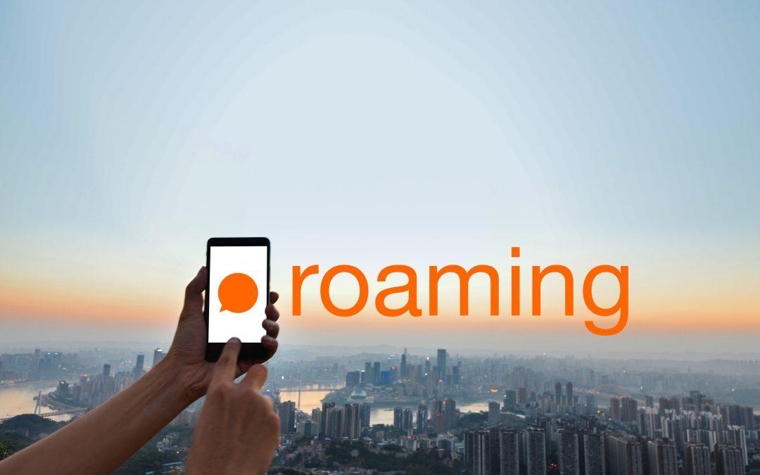 Este verano disfruta del Roaming por toda Europa sin preocuparte por tu factura