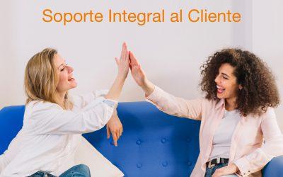 Bienvenido al soporte integral al cliente de Conexión