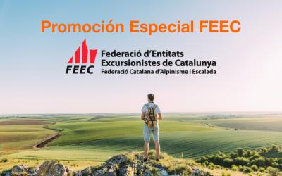 Consigue un descuento de 30€ con la FEEC