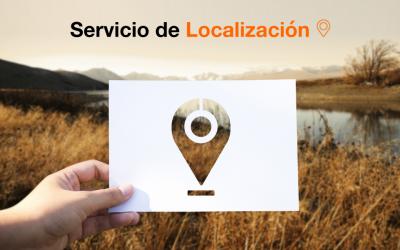 Nuevo servicio digital: Localización