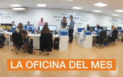 La oficina del mes: Cantabria
