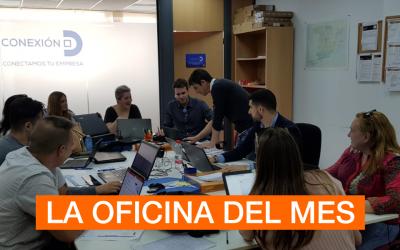 La oficina del mes: Paterna