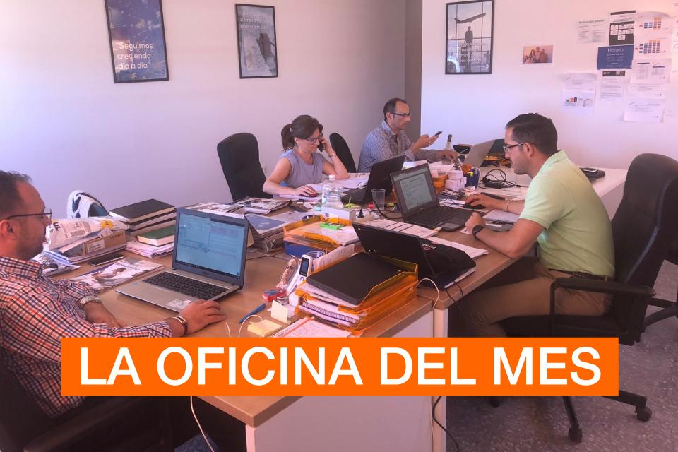 La oficina del mes: Jerez