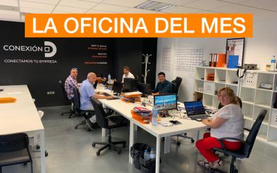 La oficina del mes: Málaga