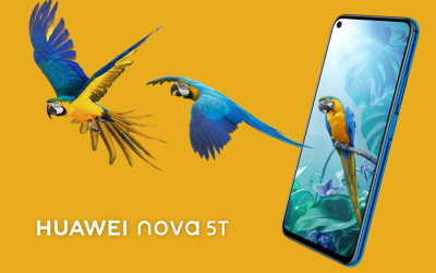 Descubre el nuevo Huawei Nova 5T