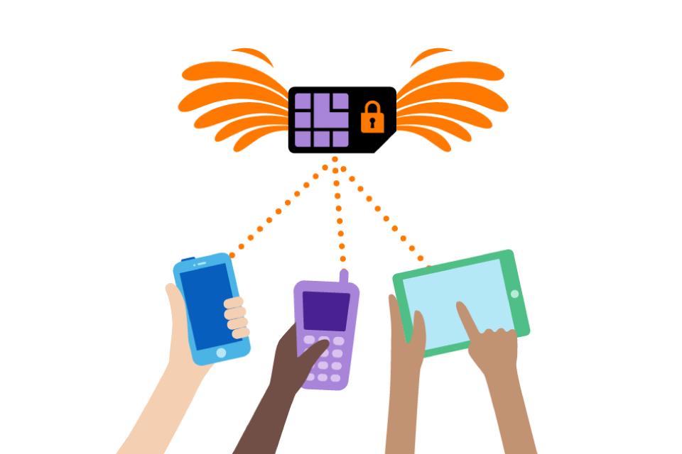 ¿Cómo reemplazar tu tarjeta SIM por una eSIM?