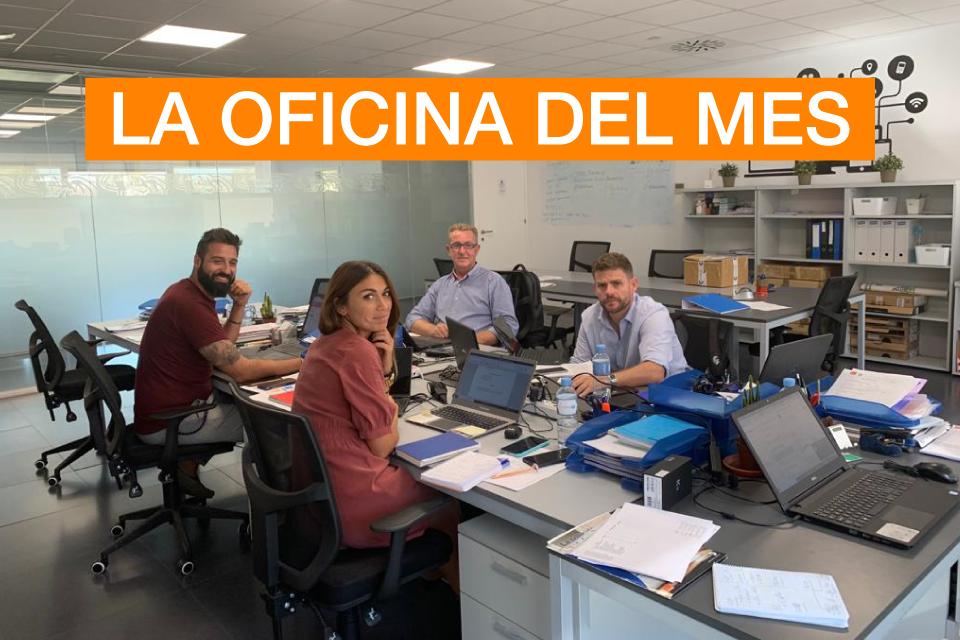 La oficina del mes: Sevilla