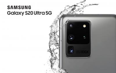 Samsung Galaxy S20 Ultra 5G: El Smartphone que cambiará la fotografía