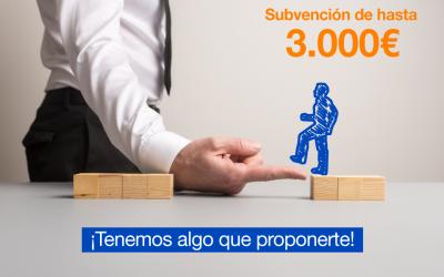 Nueva ayuda de 3.000€ para Jóvenes Emprendedores