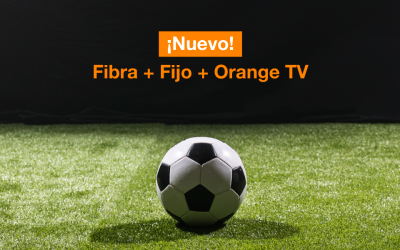 Nueva tarifa sólo fijo con Orange TV Total