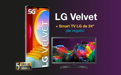 LG Velvet 5G, diseñado para sentirlo