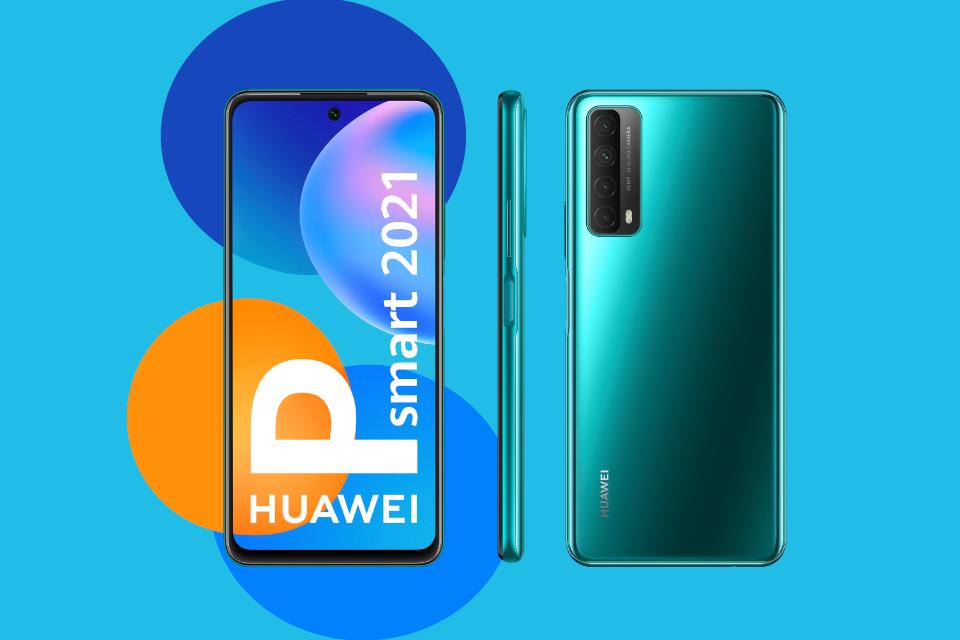 Huawei P Smart 2021: Conecta con tu mundo, conecta con Huawei