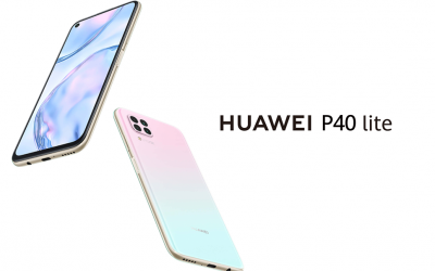Huawei P40 LITE: Contigo el futuro empieza hoy