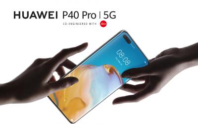Huawei P40 Pro 5G, el terminal perfecto para liberar tu inspiración