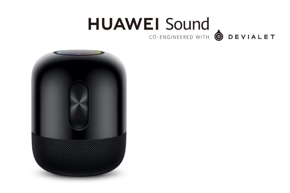 Huawei Sound: sonido envolvente 360º