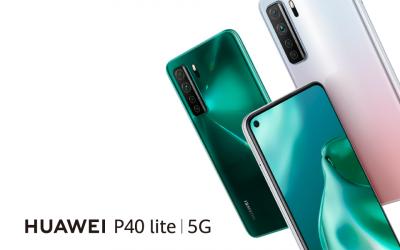 Descubre la edición 5G del Huawei P40 Lite