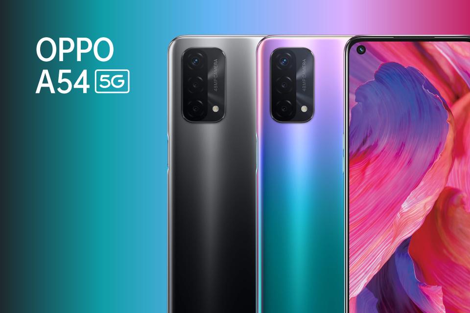 Oppo A54 5G: el rendimiento es poder