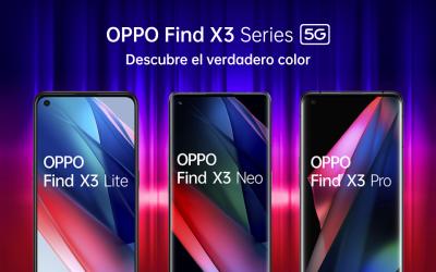 Oppo Find X3 5G Series: Descubre el verdadero color