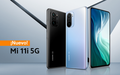 Xiaomi Mi 11i 5G: potencia que deslumbra
