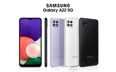 Samsung Galaxy A22 5G, un Smartphone por descubrir