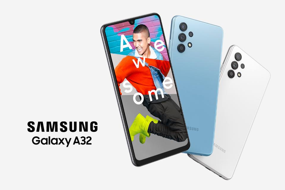 Samsung Galaxy A32 5G: Maximiza tu modo de ver contenidos